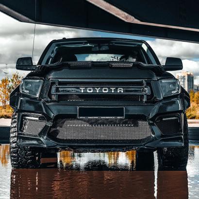 Передний бампер Renegade для Toyota Tundra 2