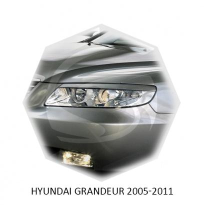 Реснички для Hyundai Grandeur 4