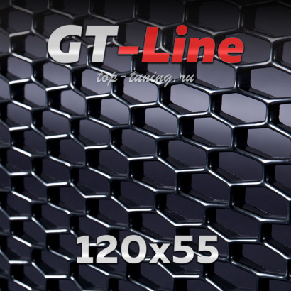 Тюнинг сетка GT-Line 120 x 55 см