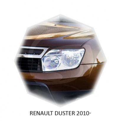 Реснички Sport Line для Renault Duster