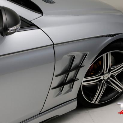 Крылья передние на Mercedes CLS W219