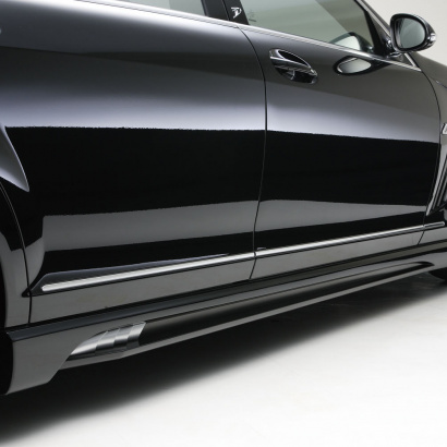 Пороги на Mercedes S-Class W221