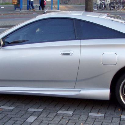 Пороги - Обвес на Toyota Celica T23