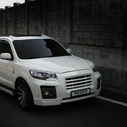 Обвес на Hyundai Santa Fe 2 (CN)