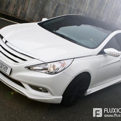 Обвес  на Hyundai Sonata 6 (YF)