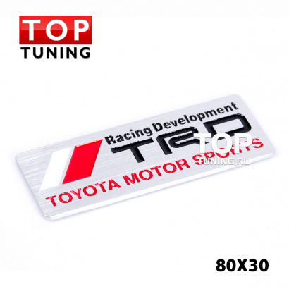 Шильдик лого на Toyota