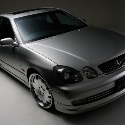 Пороги - Обвес на Lexus GS 2