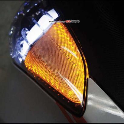 LED модули боковых рефлекторов фар  на Hyundai Elantra 5 (Avante MD)
