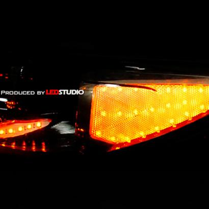 Светодиодные модули отражателей фар на Kia Sportage 3 (III)