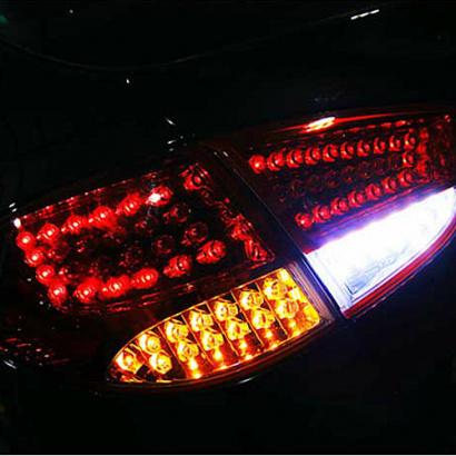 Светодиодные модули задних поворотов на Hyundai ix35
