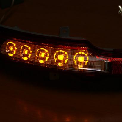 Светодиодные модули задних повторителей  на Kia Sportage 3 (III)
