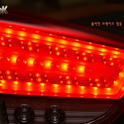 Светодиодные моудли в задние фонари на Hyundai ix35