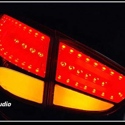 Светодиодные модули задних фонарей на Hyundai ix35