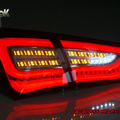 Светодиодные модули задних фонарей на Hyundai i30