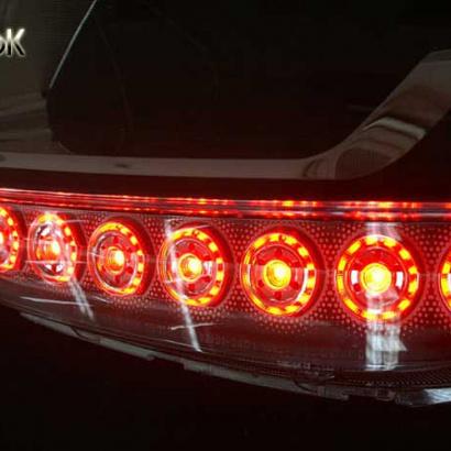 Светодиодные модули передних поворотов на Kia Soul 1 поколение