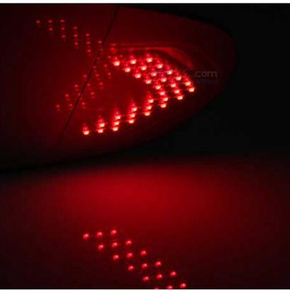Зеркальные элементы с LED повторителем и подогревом на Kia Optima 3 (K5)