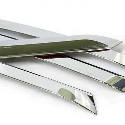 Дефлекторы боковых окон на Ssang Yong Actyon