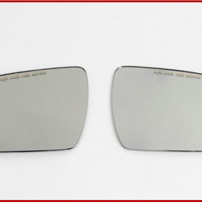 Боковые зеркалальные элементы широкого обзора на Kia Cadenza
