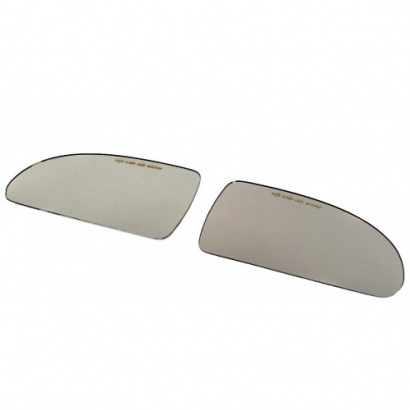 Зеркальные элементы в боковые зеркала широкоугольные на Hyundai Elantra HD