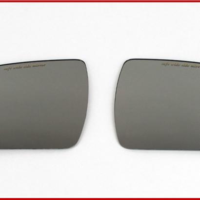 Зеркальные элементы в боковые зеркала широкоугольные на Kia Sorento XM