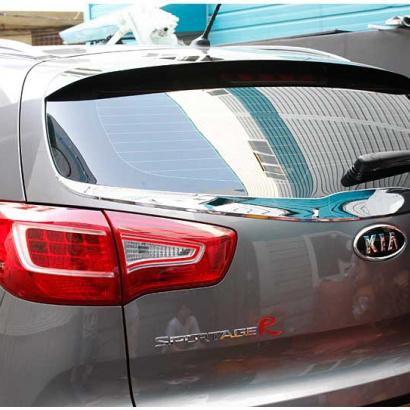 Спойлер на заднее стекло на Kia Sportage 3 (III)