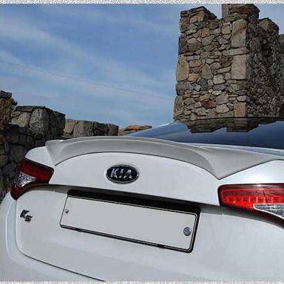 Спойлер на багажник - короткий на Kia Optima 3 (K5)