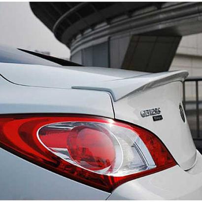 Лип-спойлер на Hyundai Genesis 1