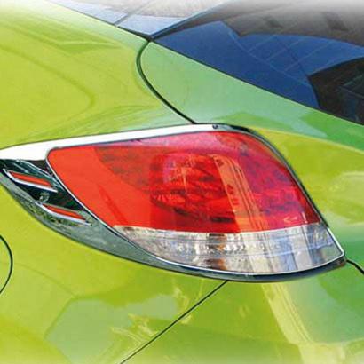 Молдинг задних фонарей на Hyundai Veloster