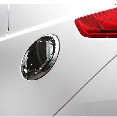 Накладка на лючок бензобака на Kia Picanto 2