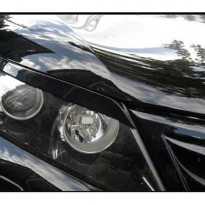Реснички на фары на Kia Sorento XM
