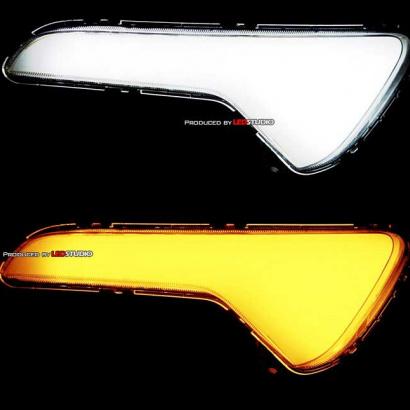 Светодиодные модули в передние противотуманные фары на Kia Sportage 3 (III)