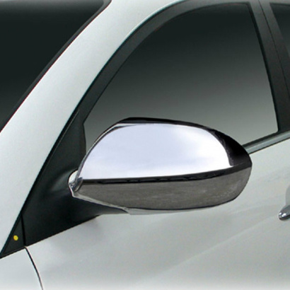 Накладки на боковые зеркала на Kia Sportage 3 (III)