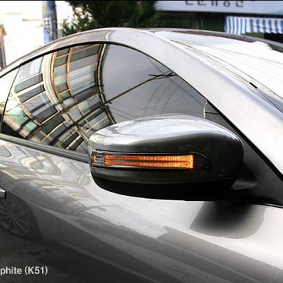 Корпуса зеркал заднего вида с поворотниками на Infiniti G 25 седан