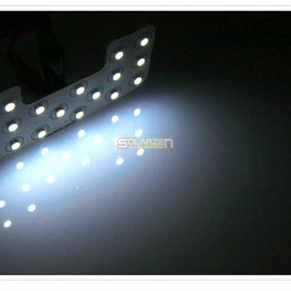 Светодиондные модули подсветки салона на Kia Sportage 3 (III)