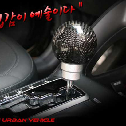 Ручка рычага коробки передач на Hyundai Grandeur 5