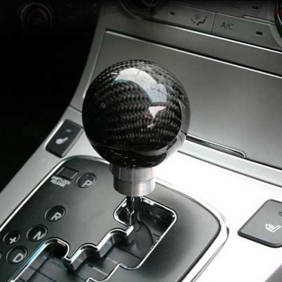 Ручка рычага коробки передач на Hyundai Genesis 1