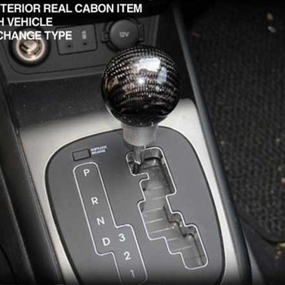 Ручка рычага коробки передач на Hyundai i30