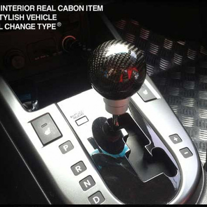 Ручка рычага коробки передач на Kia Cerato  2