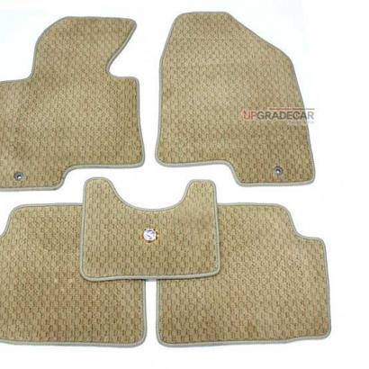 Автомобильные коврики на Kia Sportage 3 (III)