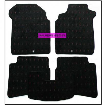 Коврики в салон и багажник на Hyundai Sonata 6 (YF)