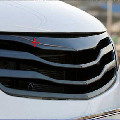Тюнинг решетка радиатора на Kia Cerato 2