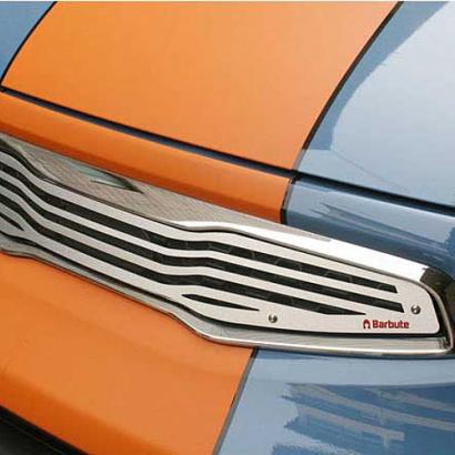 Тюнинг решетка радиатора на Kia Picanto 2