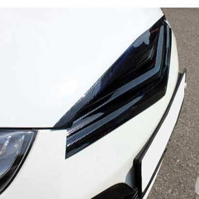 Решетка радиатора cо светящейся голограммой на Hyundai Veloster