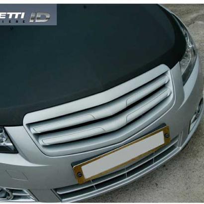 Тюнинг-решетка радиатора на Chevrolet Cruze 2