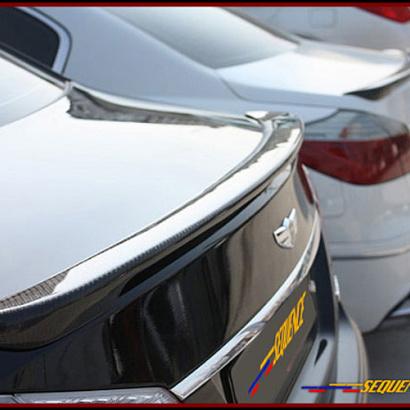 Лип-спойлер на крышку багажника на Hyundai Genesis 1
