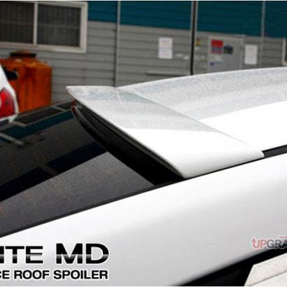 Задний спойлер + спойлер на крышу на Hyundai Elantra 5 (Avante MD)