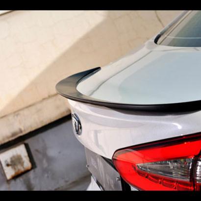Спойлер на крышку багажника на Kia Cerato 3