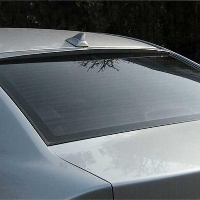 Спойлер на заднее стекло на Kia Cerato 2