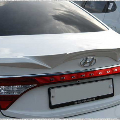 Лип-спойлер на крышку багажника на Hyundai Grandeur 5