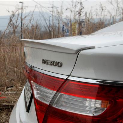 Лип-спойлер на багажник на Hyundai Grandeur 5